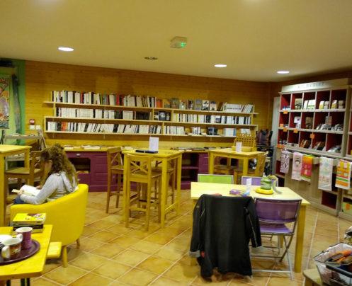 Le café-librairie