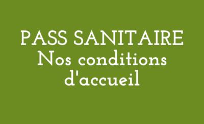 Visuel du pass sanitaire